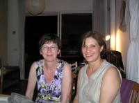 Nadine et Anne-Claire